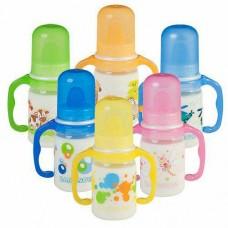 BABY-NOVA steklenička z ročaji 125ml