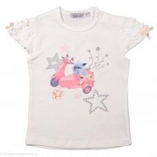 Majica STARS bela