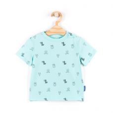 Kratka Majica Wild - mint