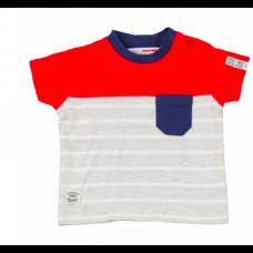 Babaluno majica Boyzz - rdeča