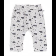 Hlačke Hippopotamus - sive