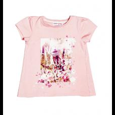 Kratka majica Spring roza