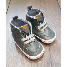 Čevlj MEDVEDEK sivo oranžni