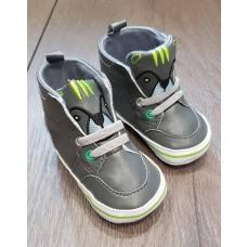 Čevlji MEDVEDEK sivo zeleni