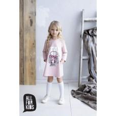 Oblekica STAR AFK roza