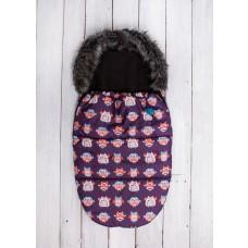 Zimska vreča - majhne sovice