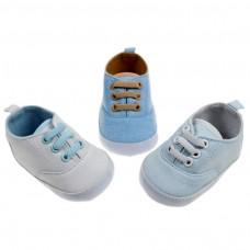 Čevlji z vezalkami za fante