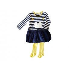 Oblekica MUCA rumena