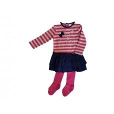 Oblekica MEDVEDEK  roza