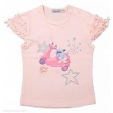 Majica STARS roza