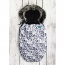 Zimska vreča - srčki