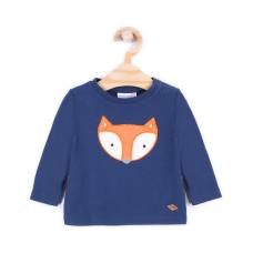 Majica FOX modra