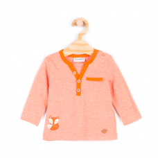 Majica FOX oranžna