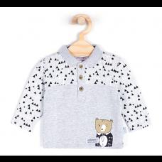 Majica Wooland medvedek
