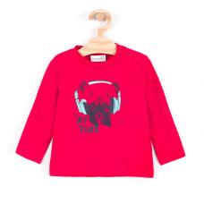Majica Dogzz - rdeča